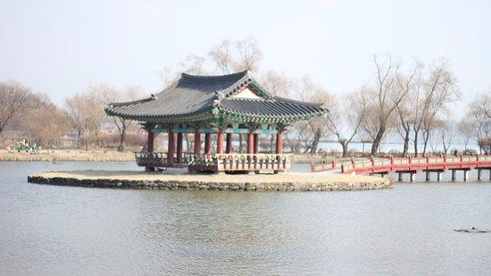 Buyeo-gun, South Korea: 궁남지