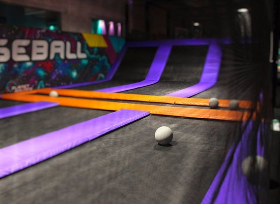 ‪Planet Bounce Nottingham‬
