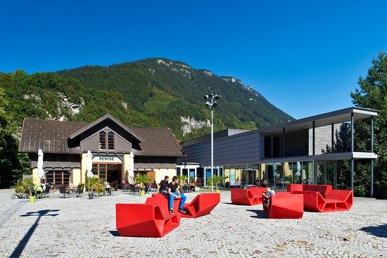 Das überregionale Kulturzentrum Remise Bludenz ist Schauplatz eines facettenreichen Programms.