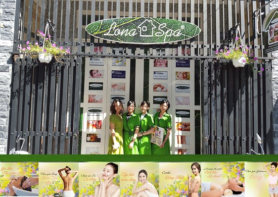 Lona Home Spa