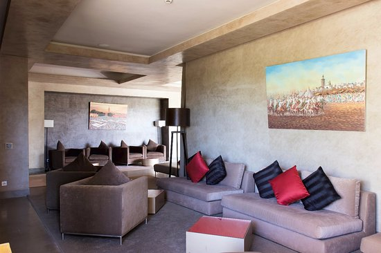 Sirayane Boutique Hotel & Spa: Seating Area