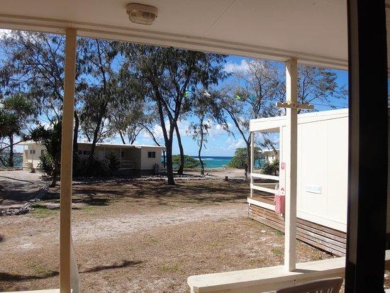 Lady Elliot Island, Australia: Didn't get tired of this.