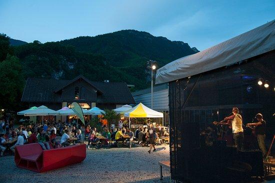 Bludenz, Oostenrijk: KulturNacht (Copyright: Christa Engstler)