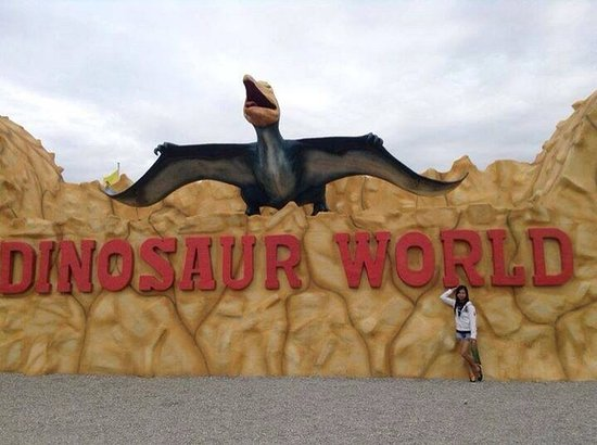Dinosaur World 사진