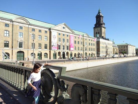 City Museum (Goteborgs Stadsmuseum): 市立博物館 外観