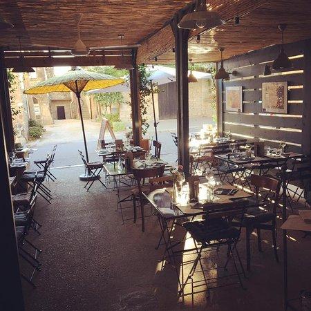 Restaurant Eygalieres Chez Paulette