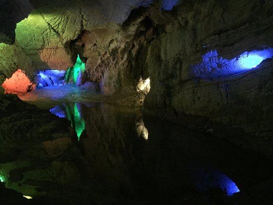 Vorontsovskaya Cave