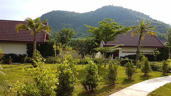 Pak Nam Pran, Thailand: Mountain view