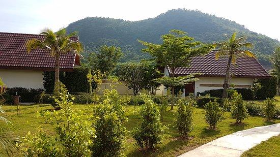 Pak Nam Pran, Tailandia: Mountain view