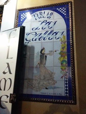 Los Gallos Tablao Flamenco : Entrada do Tablao Los Gallos, Sevilha