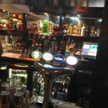 Eaglesham, UK: New Look Bar