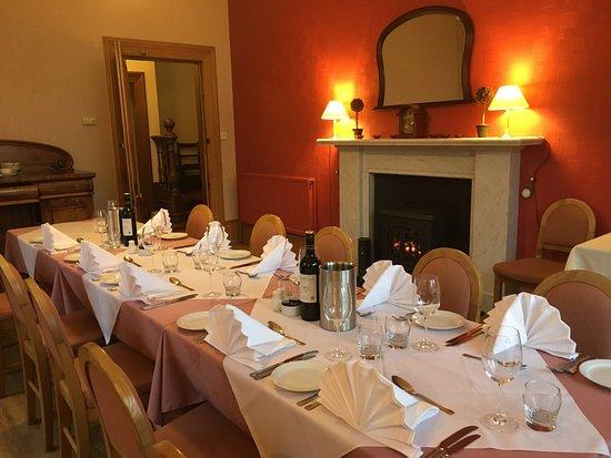 Westerlea Hotel Nairn: Dining Room