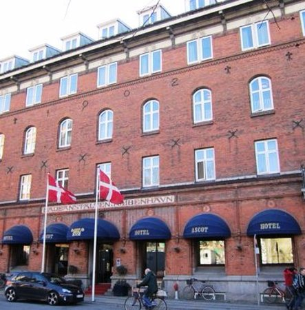 Ascot Hotel Reviews Copenhagen