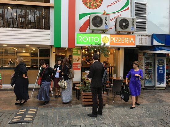 Province d'Antalya, Turquie : Rotto Pizzera