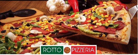 Provincia de Antalya, Turquía: Rotto Pizzera