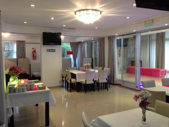 Pampa Plaza Hotel: Lo pasamos muy lindo! No me bajan las otras fotos😔