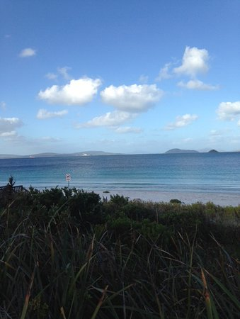 Albany, Australia: Looking out over Goode Beach
