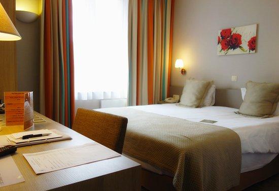 Hotel Leopold Brussels: Standard Double room