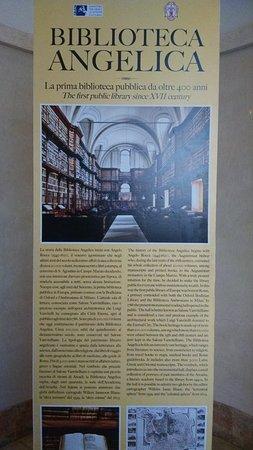 Photo of Library Biblioteca Angelica at Piazza Di Sant'agostino 8, Rome 00186, Italy