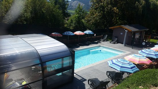 Village vacances cap france air soleil seyne les alpes for Village vacances piscine couverte chauffee