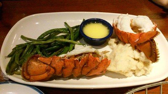 ไวโอมิสซิง, เพนซิลเวเนีย: Double lobsters