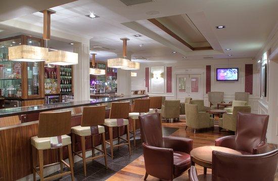 Hilton Edinburgh Grosvenor: Bar