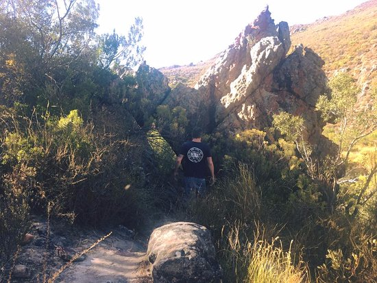 Citrusdal, South Africa: Fairy Trail