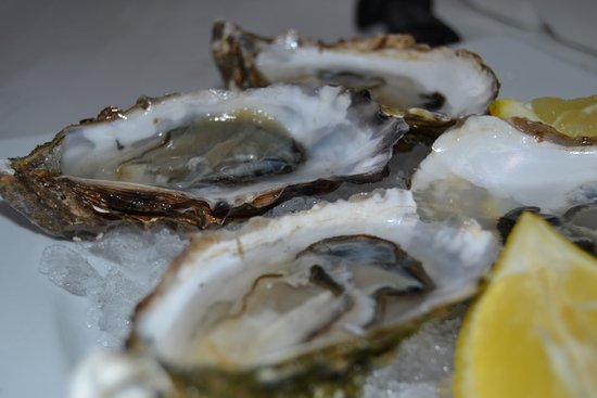 Lucena, إسبانيا: ostras lavilladebaco