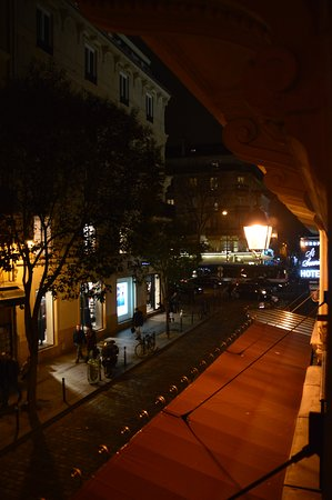 Hotel Parc St. Severin - Esprit de France: view from our window