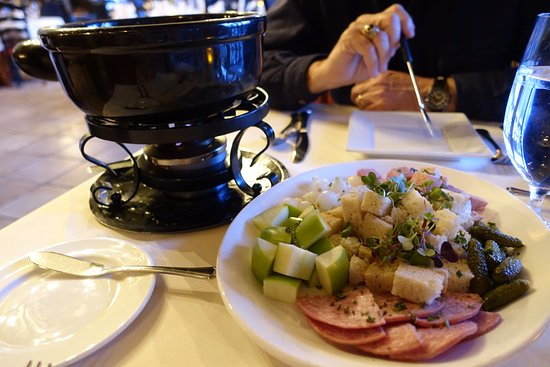 Midway, UT: Fondue for Two