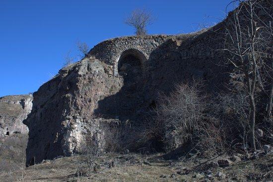 Syunik Province, Arménie : Своды зданий