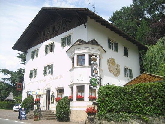 Pension Restaurant Pizzeria Tschafon