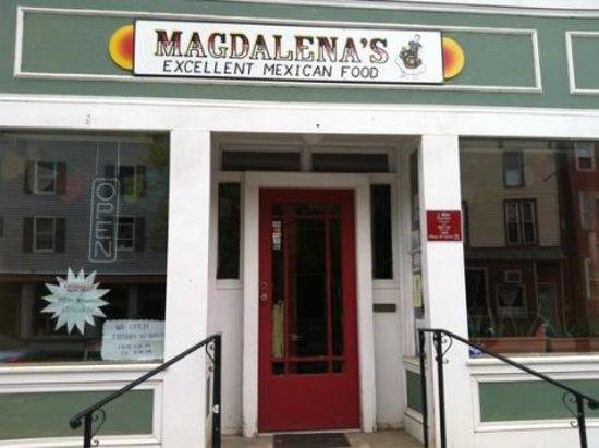 Valatie, NY: Magdalena's Menu Excellent Oaxacan cuisine