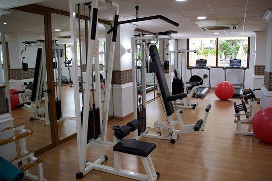 Palm Beach Tenerife: Fitness Centre