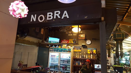No Bra Bar