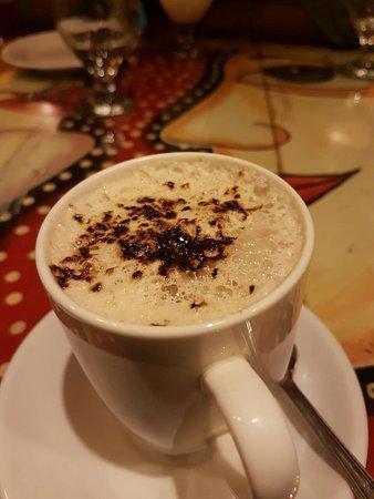 PEERU'S CAFE : coffe time