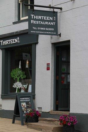 Leyburn, UK: Thirteen