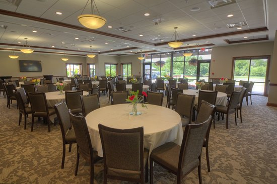 Glen Ellyn, IL: Fantastic banquet space!