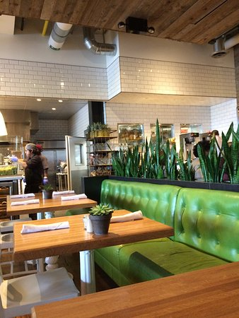 one of the seating areas - Picture of True Food Kitchen ...