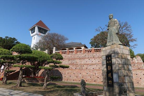 Anping Fort (Anping gubao): 安平古堡