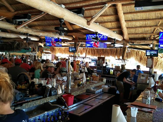 Ramrod Key, FL: lots of happy drinkers