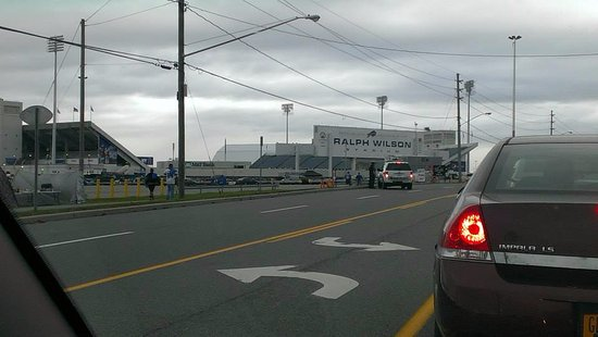 Orchard Park, Nova York: The Stadium