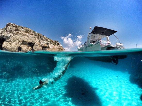 In Barca con Pietro