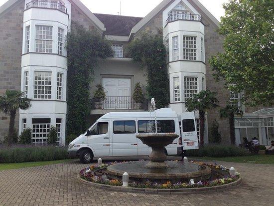 Vans Porto Alegre Thecla Turismo