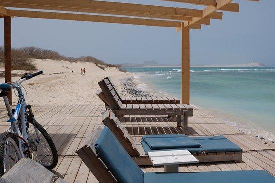 Sal Rei, Kap Verde: de la douceur