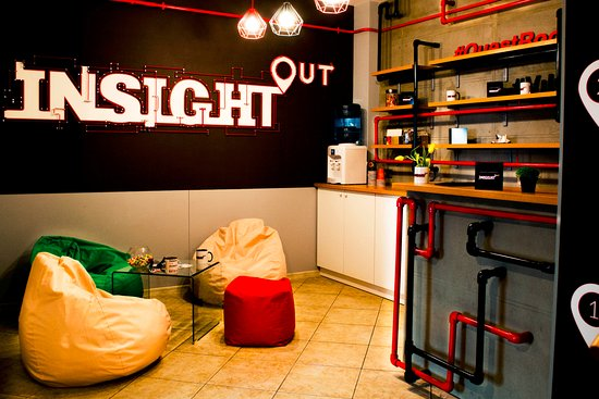 Insight Out Escape Room