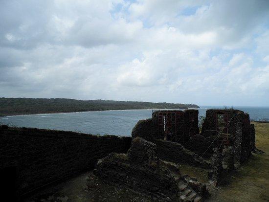 San Lorenzo-fæstningen: fort