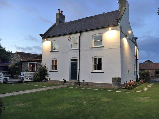 The Foulsyke Farmhouse