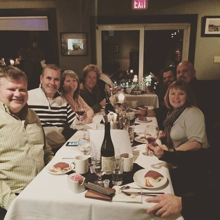 Kemptville, Kanada: Some of our favourite guests at our Italian Wine Pairing Dinner