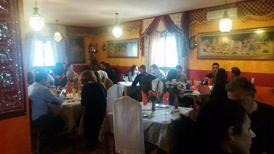 Alcaucín, España: sunday buffet